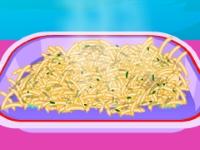 Флеш игра Рецепт рисового блюда