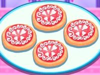 Флеш игра Рецепт сахарного печенья