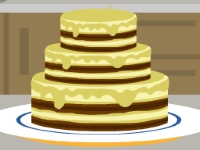 Флеш игра Рецепт свадебного торта