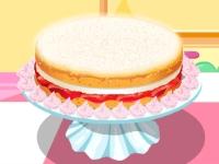 Флеш игра Рецепт торта от королевы Виктории