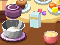 Флеш игра Рецепт вкусного пирога