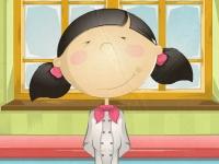 Флеш игра Рецепты Эммы: Шоколадное печенье