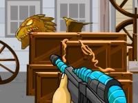 Флеш игра Рэмбо на диком западе 2