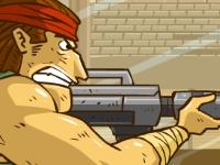 Флеш игра Рэмбо на диком западе 3