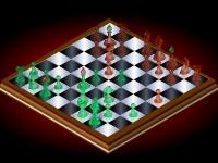 Флеш игра Рэмбо шахматы