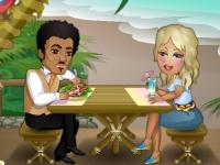 Флеш игра Ресторан в Майами