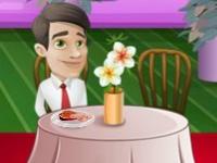 Флеш игра Ресторан в час пик