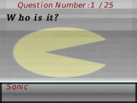 Флеш игра Ретро игрок: Тест