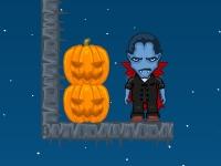 Флеш игра Рикошет пули: Хэллоуин