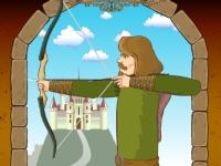 Флеш игра Робин Гуд и сокровище