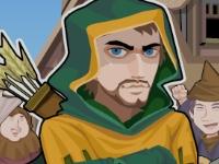 Флеш игра Робин Гуд спешит на помощь