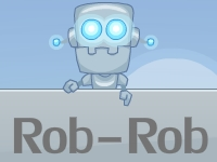 Флеш игра Робот Роб