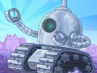 Флеш игра Робот едет домой