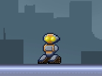 Флеш игра Робот и боты