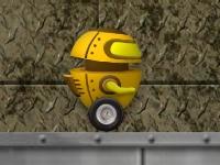 Флеш игра Робот ищет шестеренки