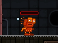 Флеш игра Робот прыгун