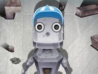 Флеш игра Робот спешит домой