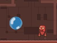 Флеш игра Роботы и пузыри