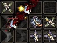 Флеш игра Роботы против зомби