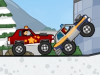 Флеш игра Род Хот: Горячая гонка
