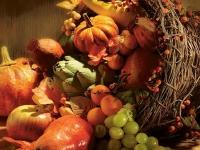 Флеш игра Рог изобилия на день благодарения
