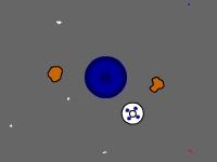 Флеш игра Роковой космос