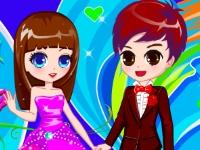 Флеш игра Романтическая свадьба в Dolphin Bay
