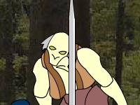 Флеш игра Ронин воин
