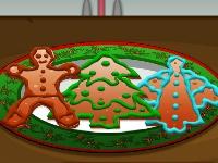 Флеш игра Рождественская поваренная книга