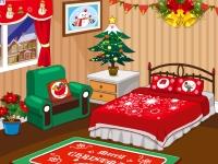 Флеш игра Рождественская уборка