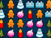 Флеш игра Рождественские цепочки