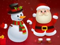 Флеш игра Рождественские колокольчики-пузырики