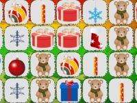 Флеш игра Рождественский коннект
