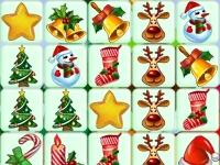 Флеш игра Рождественский маджонг: Версия 2.0