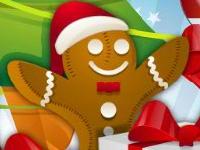 Флеш игра Рождественское колесо: Пузыри