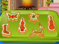 Флеш игра Рождественское печенье