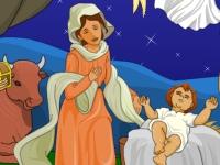 Флеш игра Рождество Христово