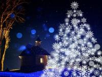 Флеш игра Рождество: Пазл