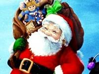 Флеш игра Рождество: Поиск букв