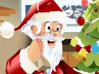 Флеш игра Рождество с Сантой