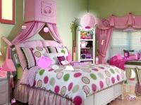 Флеш игра Розовая комната: Поиск предметов