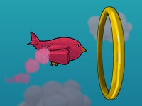 Флеш игра Розовый летун