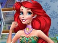 Флеш игра Русалочка или принцесса