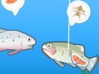 Флеш игра Рыба для закусок