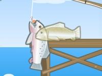 Флеш игра Рыба для закусок 2