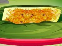 Флеш игра Рыба в банановом листе