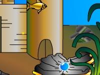 Флеш игра Рыбалка динамитом в аквариуме