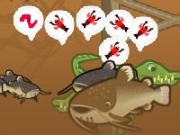 Флеш игра Рыбалка на озере