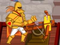 Флеш игра Рыцарь защитник