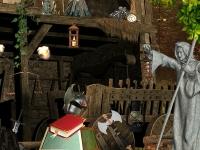 Флеш игра Рыцарская оружейная